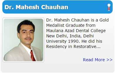 Dr. Mahesh Chauhan